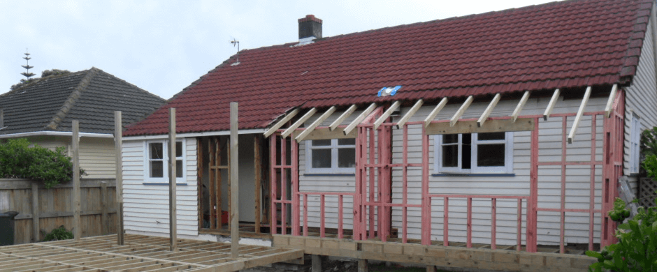 BUILDING ALTERATIONS & ADDITIONS
